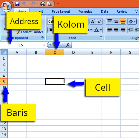 cell-excel-2007