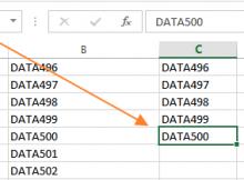 copy banyak data excel